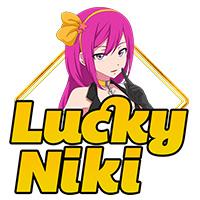 オンカジ界でもレアなアニメーション融合型カジノ ラッキーニッキー